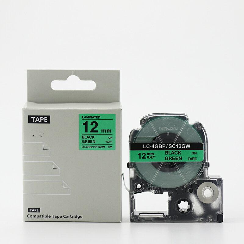 ラベル・ステッカー, ラベル用紙 12mm8m PRO sc126gw PRO