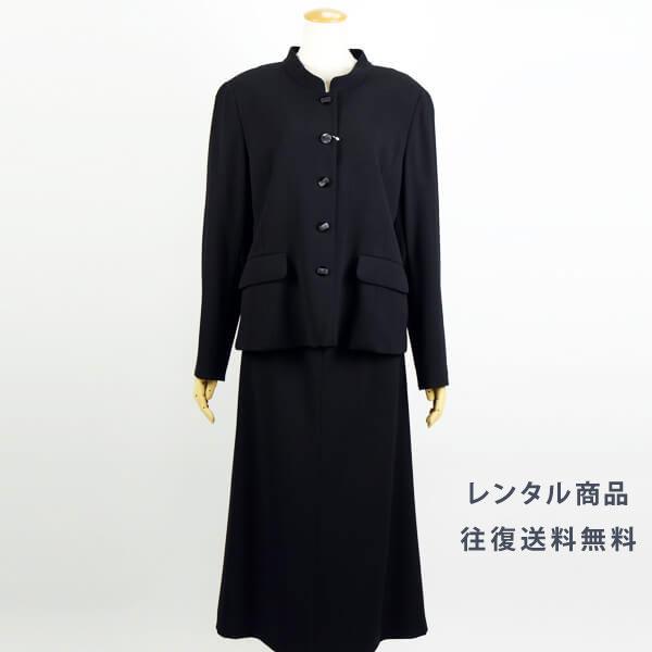 【レンタル】ジャケット ブラック 13号