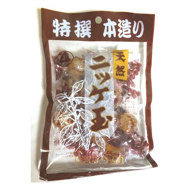 天然ニッケ玉100g(大島屋)