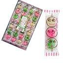 【駄菓子】もっちゃんだんご3個入りx24パック(3色だんご)共親製菓 その1