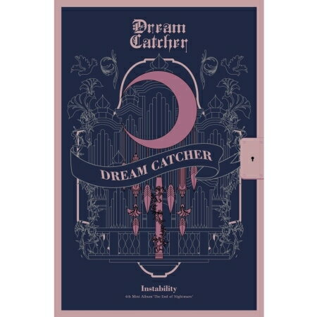 韓国(K-POP)・アジア, 韓国(K-POP) () Dream Catcher THE END OF NIGHTMARE Instability ver. (4th mini 2019)