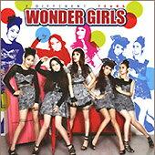 WONDER GIRLS / 2 DIFFERENT TEARS (2010)
