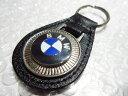BMWエンブレム 本革キーホルダーS 【type2】