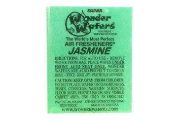 【メール便発送商品 代引き不可】シートタイプ 芳香剤 WONDER WAFER JASMINE ジャスミン 自動車・部屋・トイレ・ゴミ箱等 多用途芳香剤