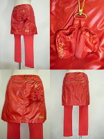 レギンス付きスカート/ボールケース付属