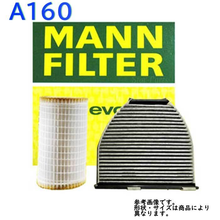 吸気系パーツ, エアクリーナー・エアフィルター  A160 GF-168033 MANN C1381 MANN-FILTER