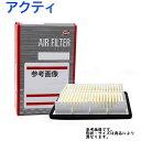 パシフィック工業 エアフィルター ホンダ アクティ 型式HH6用...