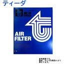 東洋エレメント エアフィルター 日産 ティーダ 型式NC11用 TO...