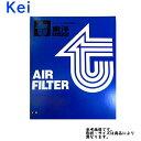東洋エレメント エアフィルター スズキ Kei 型式HN12S用 TO-9...