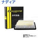 G-Parts エアフィルター トヨタ ナディア 型式SXN10/SXN15用 ...