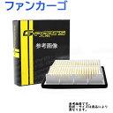 G-Parts エアフィルター トヨタ ファンカーゴ 型式NCP20/NCP2...