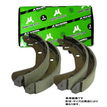 リアブレーキシュー ダイハツ デルタ CR42J 用 東海マテリアル SN2279 | ブレーキ シュー TOKAI 整備 交換 車用 部品 リア リヤ 04495-28160 04495-44020 相当 ブレーキライニング ライニング