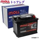 MOLL M3 plus バッテリー フォルクスワーゲン トゥアレグ 型...