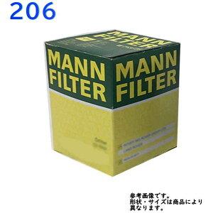 MANNオイルフィルター