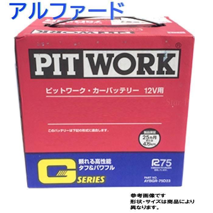 バッテリー, バッテリー本体  UA-ANH15W H1405? AYBGL-55D23 G () PITWORK