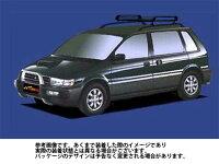 ルーフキャリアミツビシ三菱MITSUBISHIRVR/N23WN23WG/PシリーズタフレックTUFREQ精興工業PR22