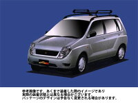 ルーフキャリアミツビシ三菱MITSUBISHIミラージュディンゴ/CQ2A/PシリーズタフレックTUFREQ精興工業PR22