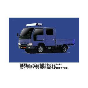 UDコンドル10系型式F23系用タフレックトラック用ルーフキャリアKシリーズKL42