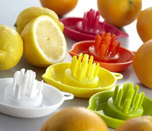 かる〜くたっぷりしぼれるレモン絞り器【TV放映商品】【キッチン用品】レモンしぼり革命【まちかど…