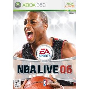 【中古】XBOX360 NBAライブ06