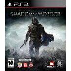 新品PS3 Middle Earth: Shadow of Mordor/ミドルアース:シャドウ オブ モルドール【海外北米版】