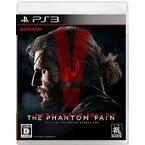 新品PS3 メタルギアソリッドV ファントムペイン