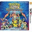 新品3DS Pokemon Super Mystery Dungeon/ポケモン超不思議のダンジョン【海外北米版】