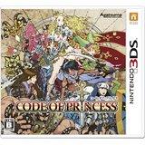 【中古】3DS コード・オブ・プリンセス
