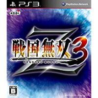 【中古】PS3戦国無双3Z