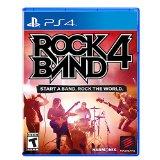新品PS4 Rock Band 4 / ロックバンド4 【海外北米版】