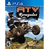 新品PS4 ATV Renegades / エーティーブイ レネゲイズ 【海外北米版】