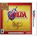 新品3DS The Legend of Zelda: Ocarina of Time 3D Nintendo Selects / レジェンド オブ ゼルダ オカリナ オブ タイム 3D 【海外北米版】