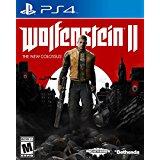 現地10/27発売 新品PS4 Wolfenstein 2 The New Colossus …