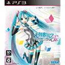 新品PS3 初音ミク -プロジェクト ディーヴァ- F 2nd