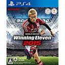 新品PS4 ワールドサッカー ウイニングイレブン 2015
