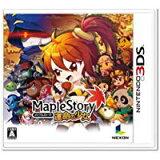 新品3DS メイプルストーリー 運命の少女