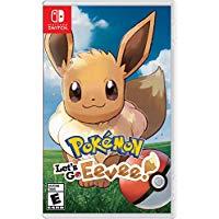 Nintendo Switch, ソフト NSW Pokemon:Lets Go, Eevee!