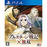 【中古】PS4アルスラーン戦記×無双