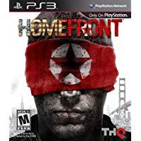 【中古】PS3 Homefront / ホームフロント 【海外アジア版】