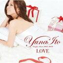 12/8発売 CD 伊藤由奈 / LOVE ~Singles Best 2005-2010~ 【一部送料無料】