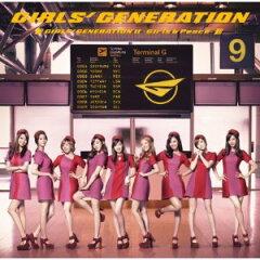 11/28発売 CD 少女時代 / GIRLS' GENERATION II 〜Girls & Peace〜 【メール便送料無料】【ポイ...