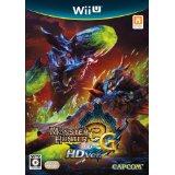 【新品・ご予約】12/8発売 WiiU モンスターハンター3 (トライ) G HD Ver.