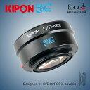 マウントアダプター KIPON BAVEYES L/R-S/E 0.7x (L/R-NEX 0.7x) ライカRマウントレンズ - ソニーNEX/α.Eマウント フォーカルレデューサーカメラ 0.7xの画像