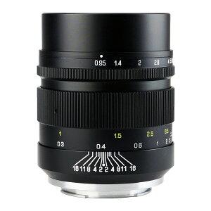 【中一光学(SPEEDMASTER)】中一光学/ZHONGYI(MITAKON) SPEEDMASTER 35mm F0.95 - 単焦点レンズ