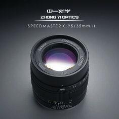 ������|ZHONGYIOPTICSSPEEDMASTER35mmF0.95�����