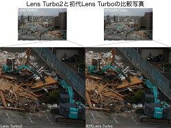 中一光学LensTurbo2キヤノンEOS/EFマウントレンズ-富士フィルムXマウントフォーカルレデューサーアダプター