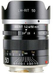 HandeVisionIBERIT(イベリット)50mmf/2.4ForLEICAM(ライカMマウント)ブラック