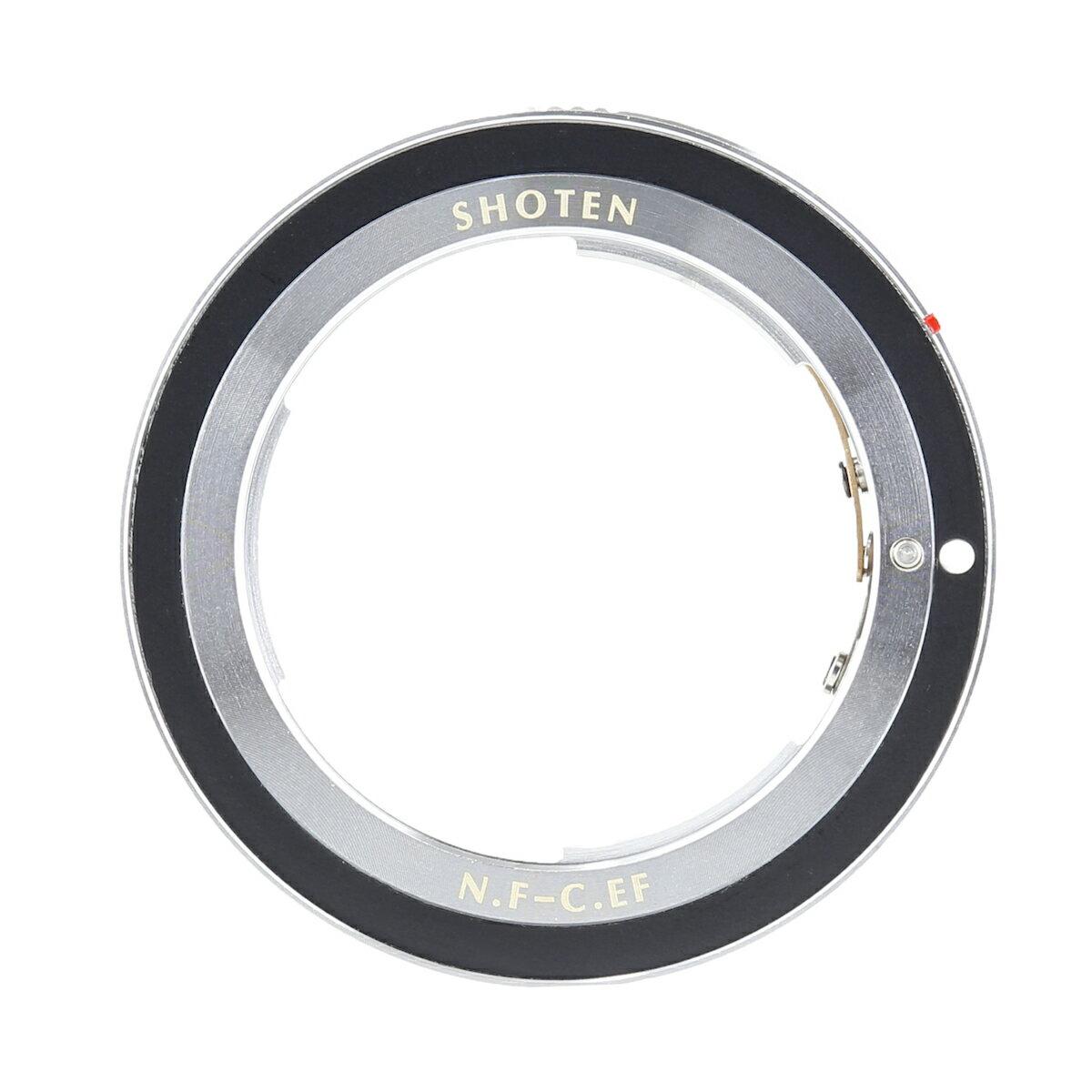カメラ・ビデオカメラ・光学機器, カメラ用交換レンズ SHOTEN NF-CEF (F EF)