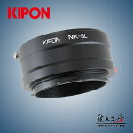 KIPONNIK-SLニコンFマウントレンズ-ライカSLマウントカメラ