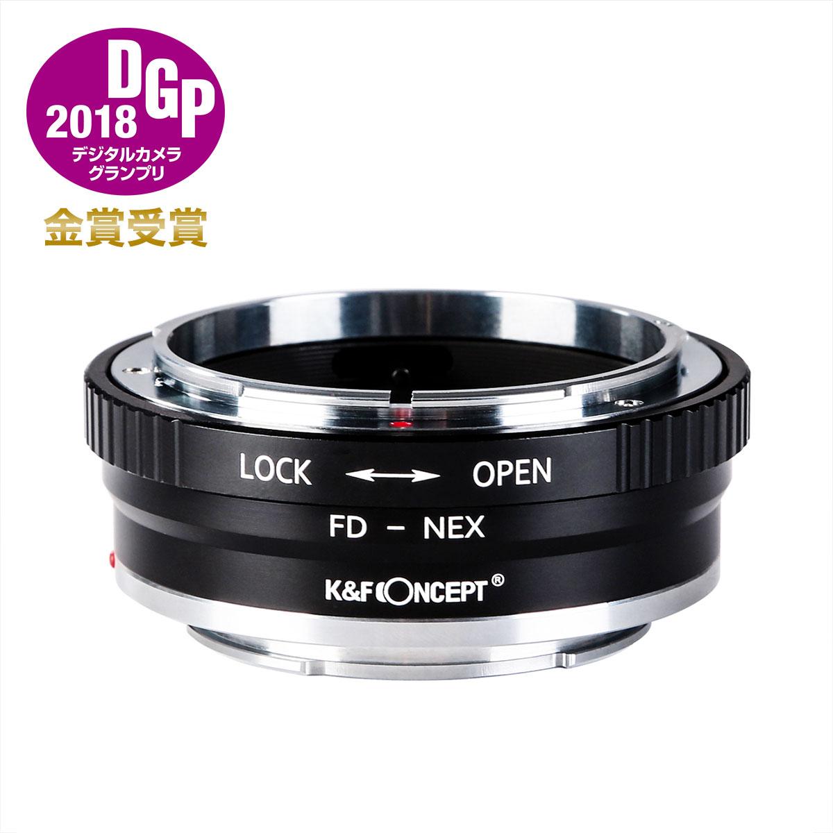 カメラ・ビデオカメラ・光学機器, カメラ用交換レンズ KF Concept KF-FDE2 (FD E
